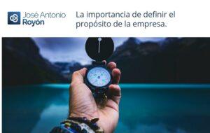 importancia definir propósito empresa